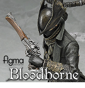 BLOODBORNE HUNTER FIGMA