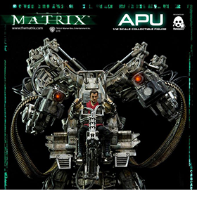 THE MATRIX 1/12 SCALE ARMORED PERSONNEL UNIT