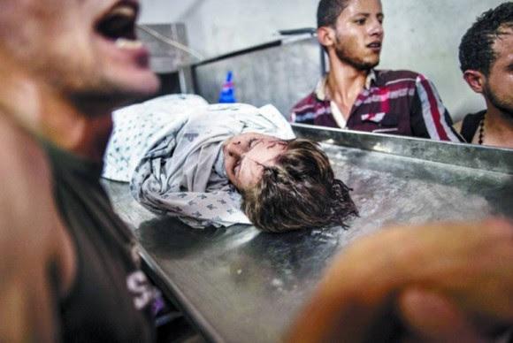 Asesinatos en Gaza