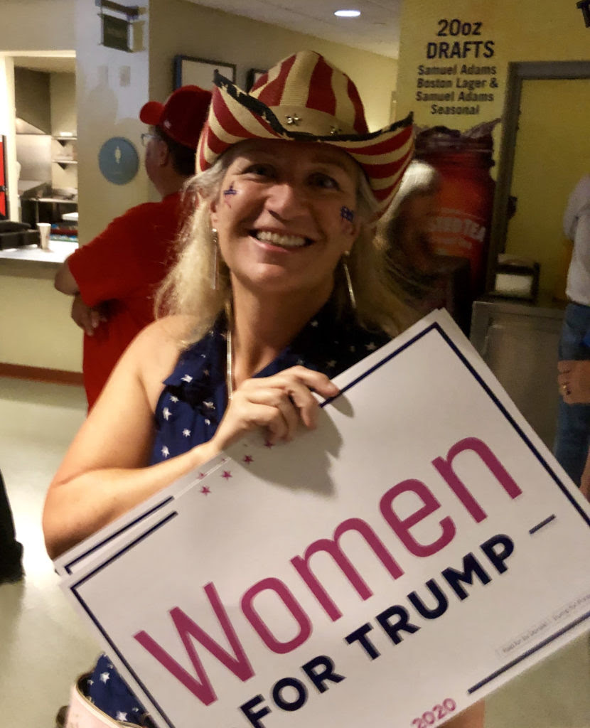 Kevinbelieberz: At New Hampshire Rally, Trump Has Message For Fans And