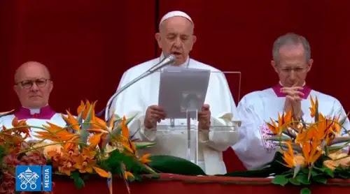 Siria, Sudán, Venezuela… El Papa Francisco pide por la paz en estos países