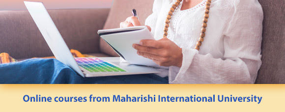 Online courses from Maharishi International University