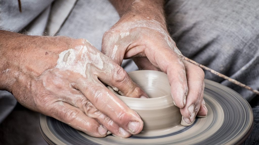 Why Did God Make Me This Way_potter and clay pot