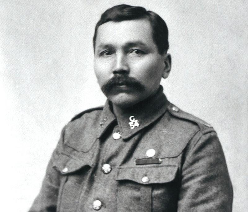 Remembering Indigenous war heroes