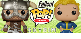 FUNKO POP! GAMING FIGURES
