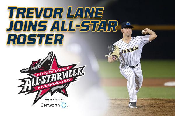 Trevor Lane All Star Announcement