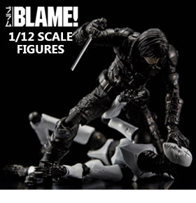 BLAME! KILLY 1/12 SCALE FIGURE