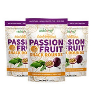 Try Products - Free Wholeberry Passion Fruit Snack Rounds [440330]