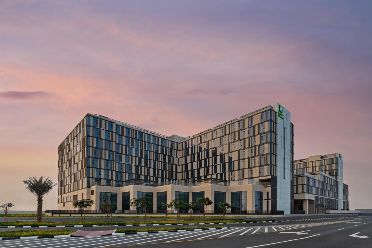 Holiday Inn External Res