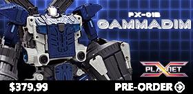 PX-01B GAMMADIM