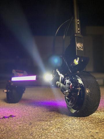 Hero X8 Dual Motor Electric Scooter | eRider.com.au