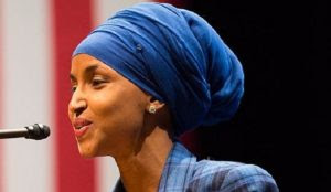 Ilhan Omar Compares Trump's 'Muslim Ban' to Those 'Fleeing Nazis' During WWII