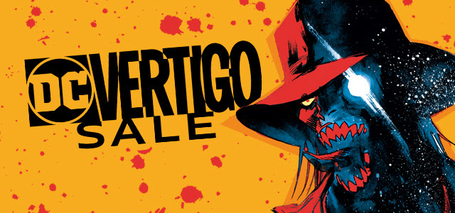 DC Vertigo digital sale