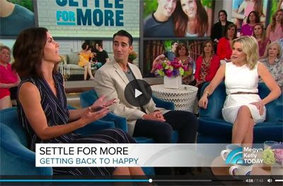 Marc and Angel on the Megyn Kelly TODAY Show