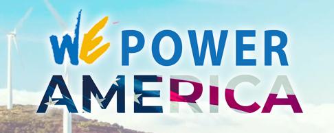 WePowerAmericaBanner