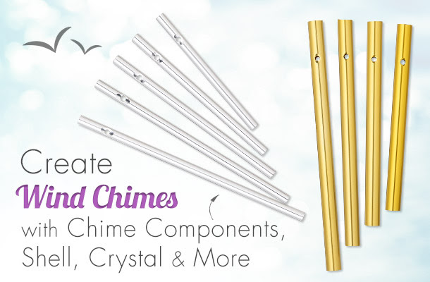 Wind Chime Components
