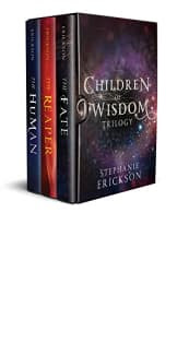 Children of Wisdom Trilogy by Stephanie Erickson