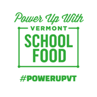 PowerupVT logo design