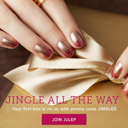 FREE Julep Jingle Bells Welcom...