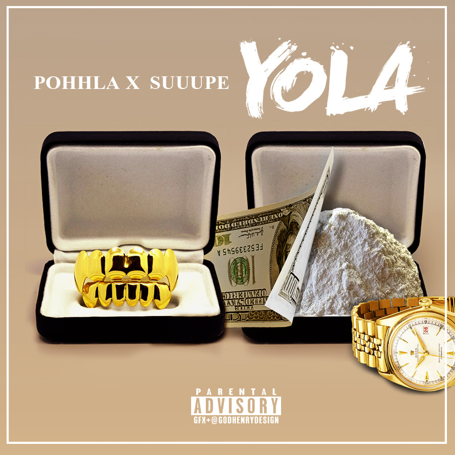 Pohhla and Suuupe - Yola artwork