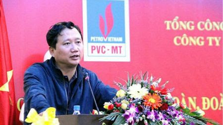 Trịnh Xuân Thanh: Ảnh: internet