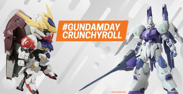 #Gundamday