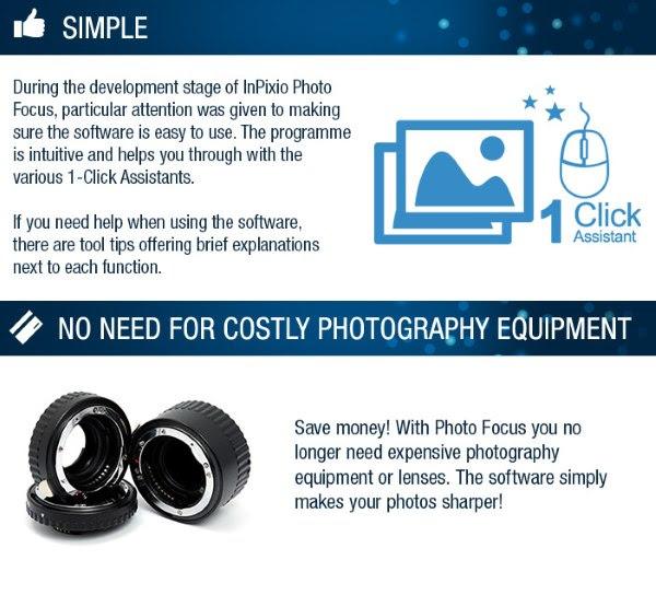 InPixio Photo Focus Simple