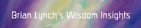 Brian Lynch Wisdom Insights Banner