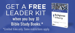 Religious Liberty: Get a Free Leader Kit
