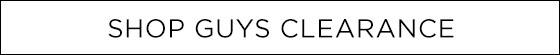 Extra 30% Off Guys Clearance Shop Now