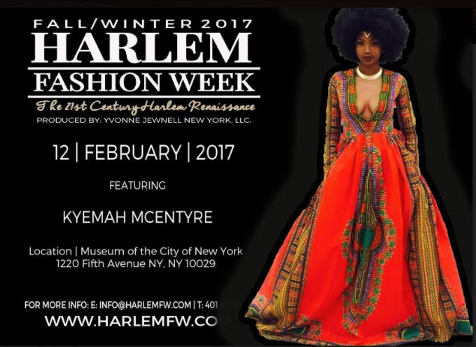 Harlem Fashion Week Goes to Africa