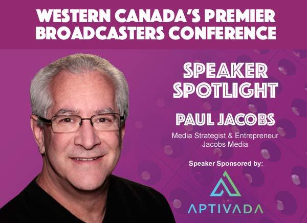 Speaker Spotlight Paul Jacobs