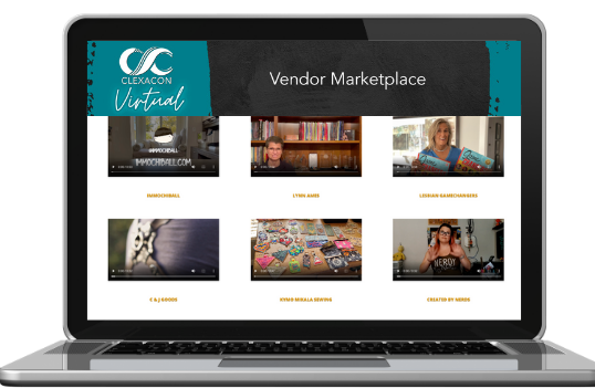 The Vendor Marketplace is now open.