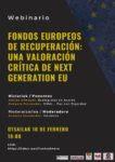 Webinario fondos europeos21