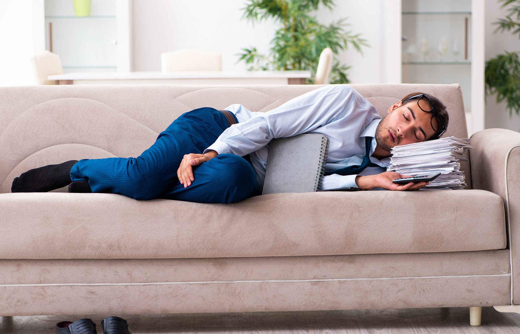 How to Sleep Well While Working From Home?