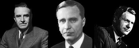 Χάριμαν, Μπους και Ροκφελερ, υποστηρικτές του κινήματος της Ευγονικής