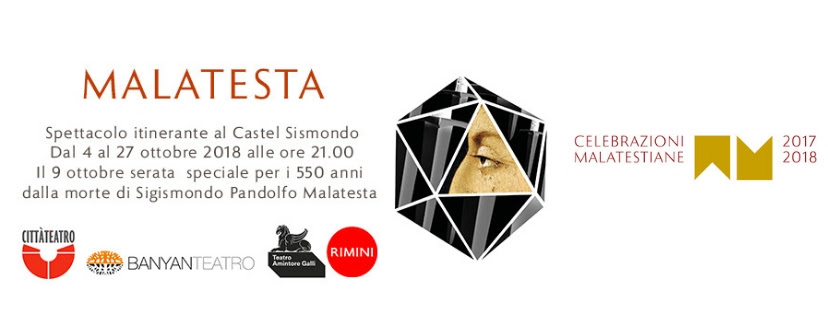 Malatesta, dal 4 al 27 ottobre a Rimini
