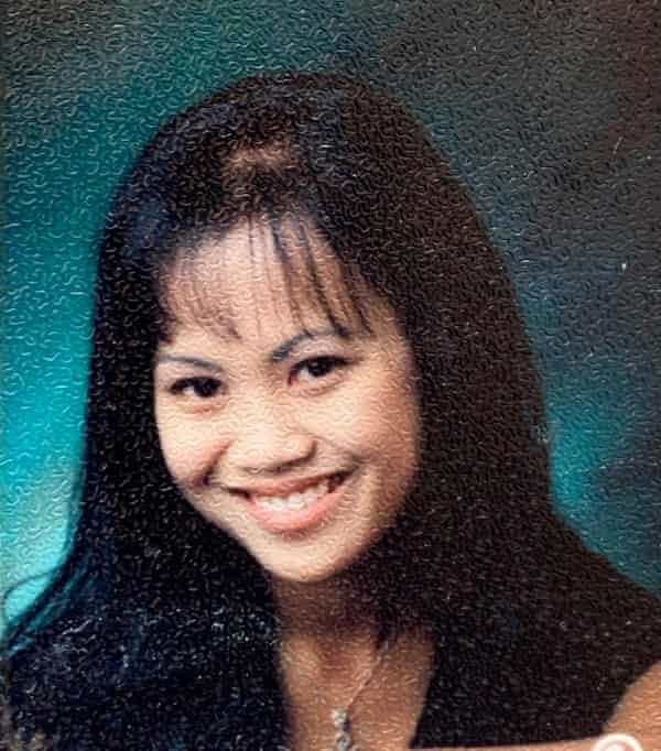 Nourn when she was in high school.