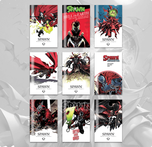Humble Comics Bundle: Spawn by Image Comics