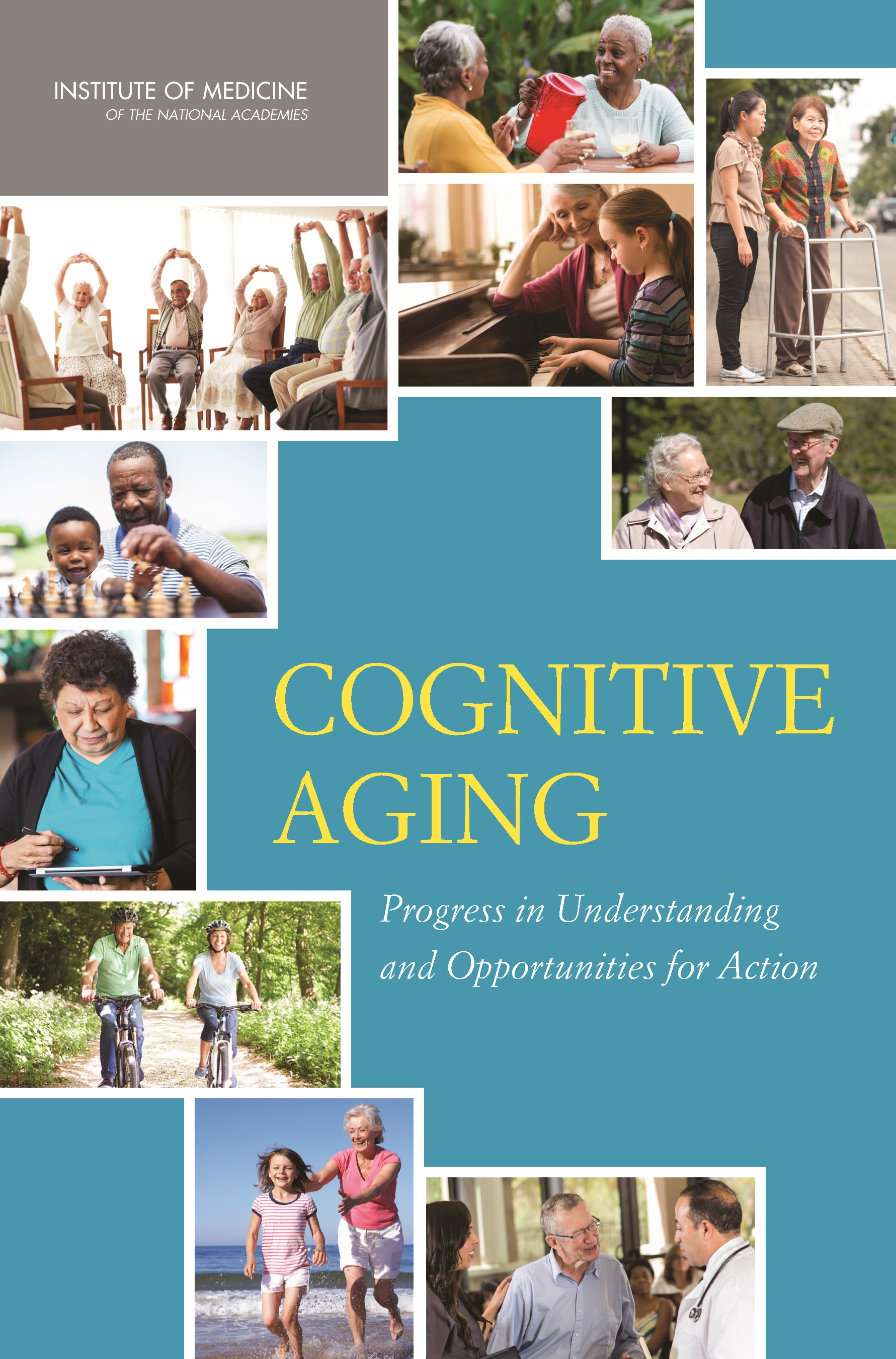 Cognitive Aging Report Cover