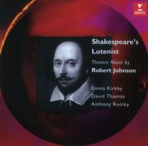 Shakespeare's Lutenist Product Image