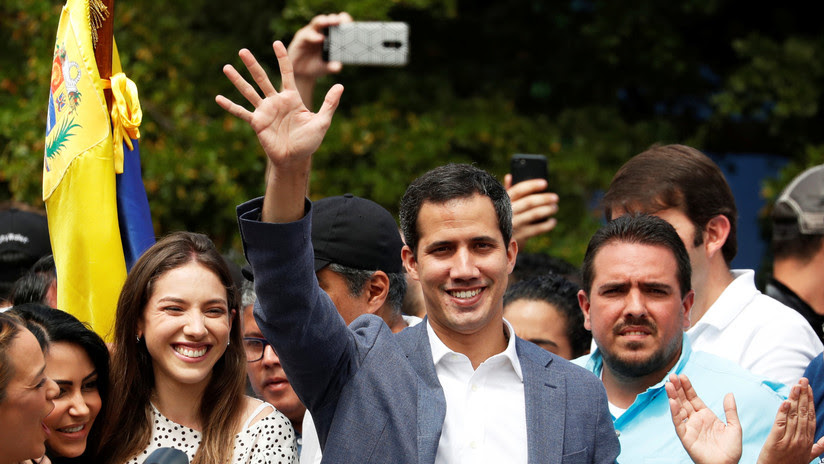 Guaidó pide a May que el Banco de Inglaterra no devuelva a Maduro el oro venezolano