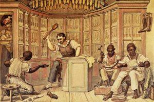 Na sala de aula te acorrentam com olhares, como na escravidão