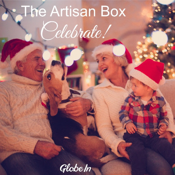 GlobeIn Artisan Box: December.