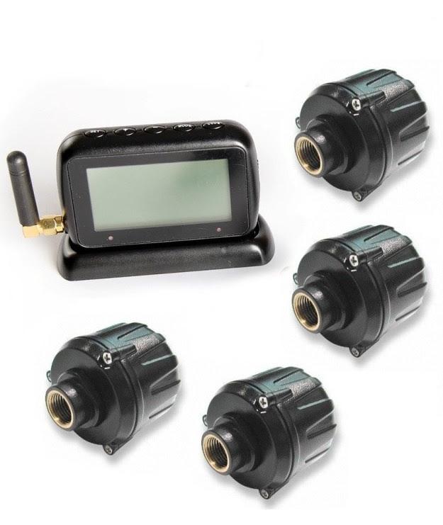 TST Tire Pressure Monitoring System