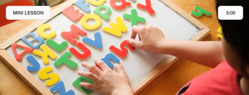Mystery Doug Alphabet