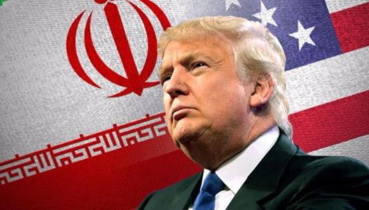 בילד: טראמפ וויל פרישע שטראפן קעגן איראן