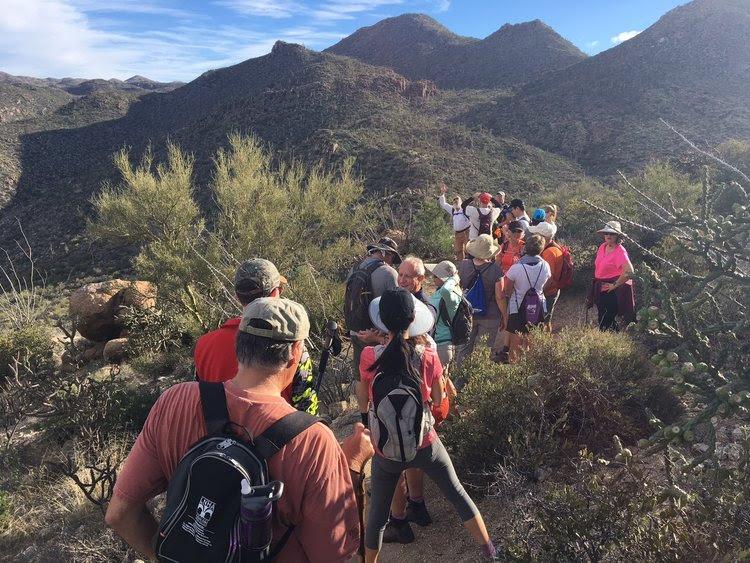 Hiking Season
