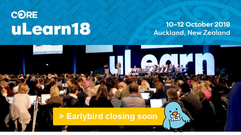 uLearn18 - earlybird closing soon