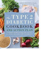 The Type 2 Diabetic Cookbook and Action Plan by  Martha McKittrick and Michelle Anderson